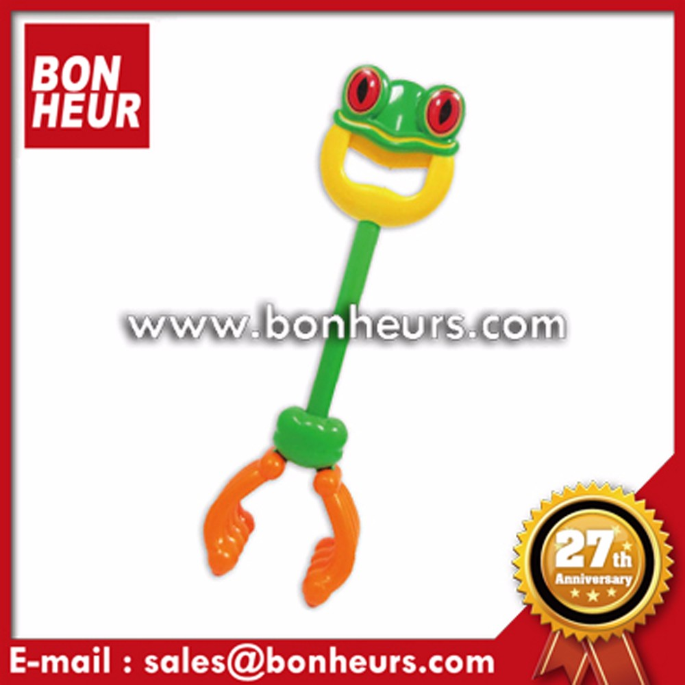 Frog Mini Arm Grabber Pincher Picker Toy FROG ROBOT HAND