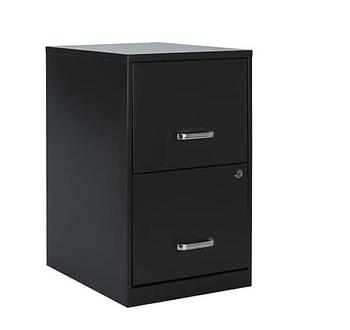 Factory direct sale 2-Drawer Vertical File Cabinet, steel Locking cabinet