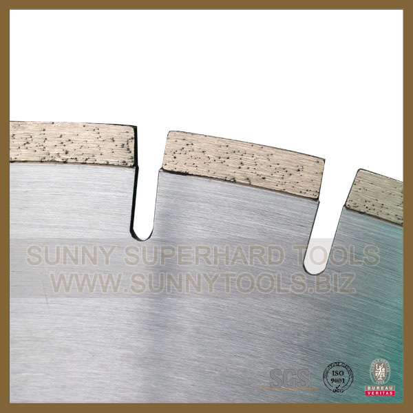 Korea Quality Arix Diamond Saw Blades for Granite Cutting