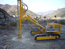 drill carriage for mining blasting Indonesia made in China hot sale