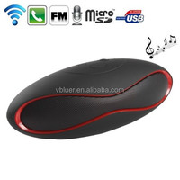 Mobile Phone Use with FM & MP3 Function Mini X6 Bluetooth Speakers