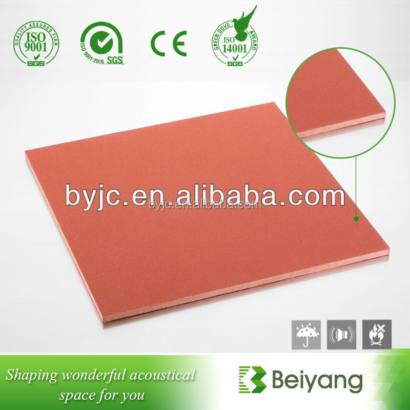 600*600 Acoustic Ceiling Tile with Ecophon quality