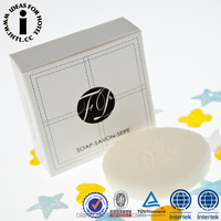 High End Natural Hotel Toilet Soap