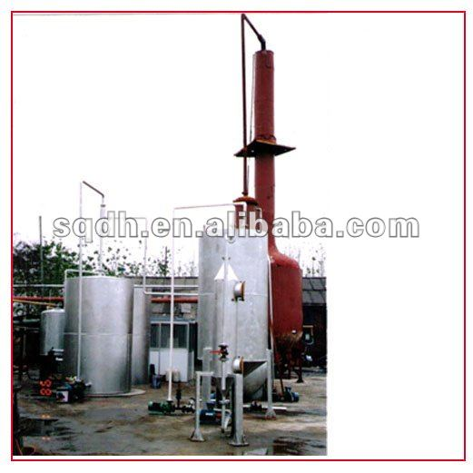 waste oil distillation equipment without pollution