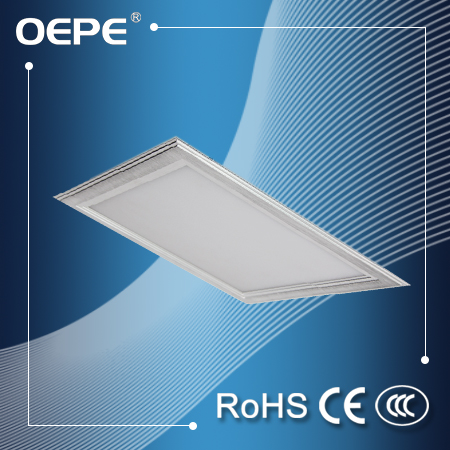 2016 New Lamps 600x600 Recessed Led Panel Light Aluminum Radiator Optical Diffusion Plate Ultra Thin Led Ceiling Panel Light 40W