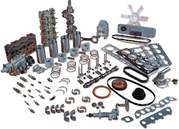 Original spare parts for Mercedes-Benz
