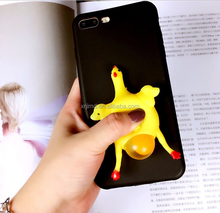 3D Hens Lay Spoof IMD TPU Case Squishy Phone Case for iPhone 6/7 for iPhone 6 Plus/7 Plus