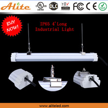IP65 ERP Tri-proof T8 Led Red Light Tube 8ft office hall tri-proof light