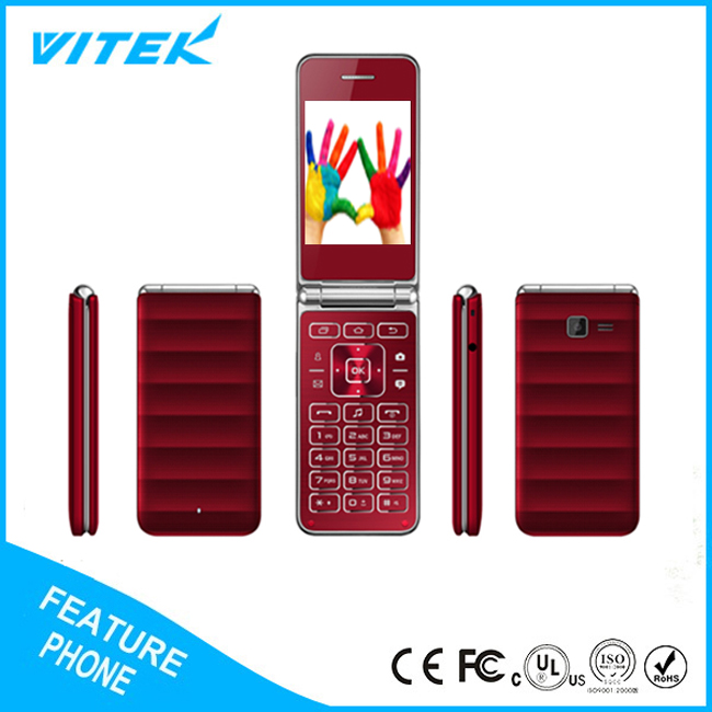 Cheap Price High Quality Fast Delivery Free Sample Flip Top Mobile Phones Manufacturer From China