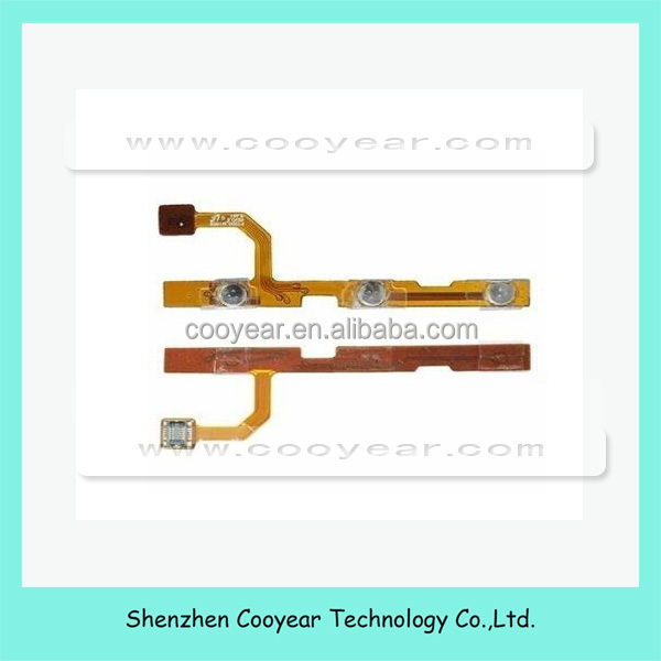 for <strong>P1000</strong> <strong>Galaxy</strong> <strong>Tab</strong> Volume Inside Key Switch Button Flex Cable Ribbon