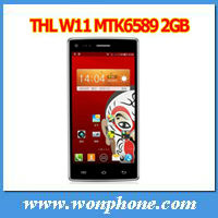 5.0 inch FHD Screen THL W11 Monkey King Smartphone MTK6589T Android 4.2 2GB+32GB