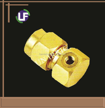 "3/8"" Brass OD End connector"