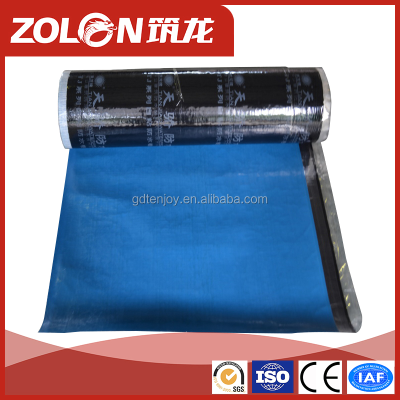 Good Price Hot Sale Self-adhesive Polyester Base For SBS APP Waterproof Membrane
