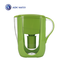 Mayu AOK brand Desktop Mineral 3.5 alkaline water filter pitcher with activated <strong>carbon</strong>