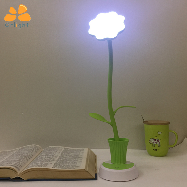 Eye Protection Battery Usb Wireless Foldable Kids Children Desk Lamp Led Table Usb Night Light