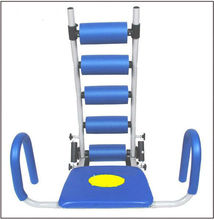 Aluminum material abdominal exercise machine /AD Rocket in Gym