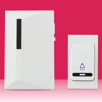 Wireless Door Chime 36 Melody DC