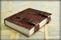 Handmade Vintage Look Leather Diary