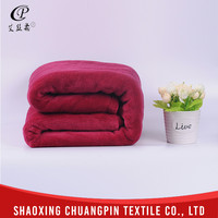 Wholesale china imports india winter high quality fleece blankets