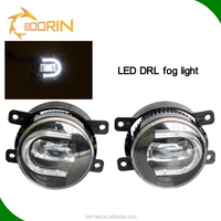 Auto accessories led fog lamp/fog headlight/car driving light drl led daytime running light for mazda