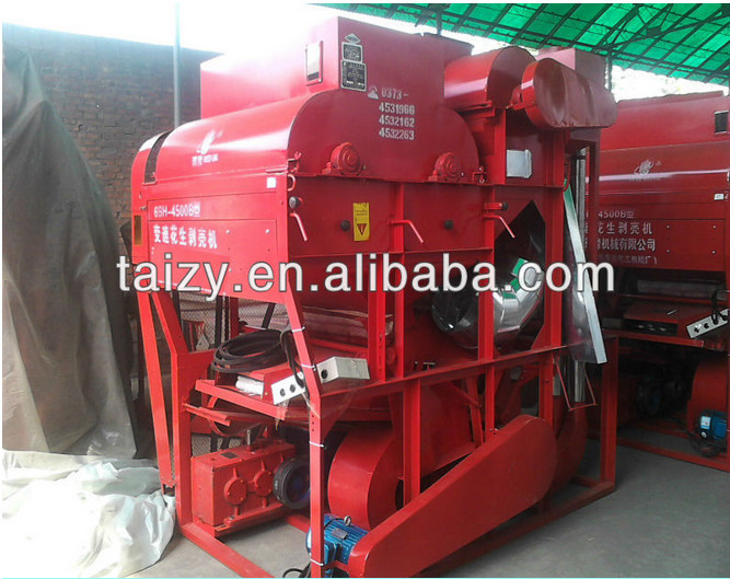 best quality automatic shelling machine for peanut 0086-13838527397