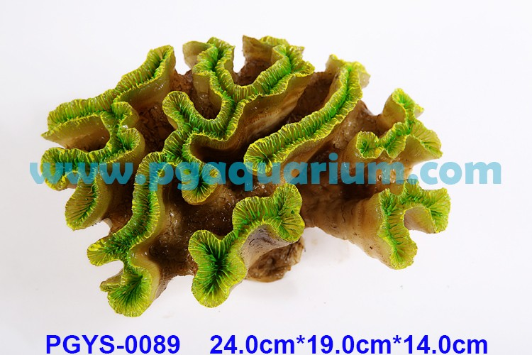 PG Resin Artificial Aquarium Coral