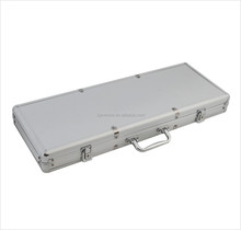 cheap locking aluminum carry case