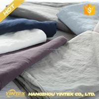 Wholesale latest designs queen king size 100% cotton plain microfiber cheap flat bed sheets