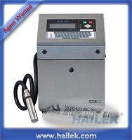 HAILEK8400S small character continuous ink jet batch code printer manufacturer