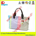 Hot Sell Fashional China Factory Cheap Price Wholesell Canvas Lady Handbag