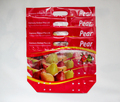 china supplier Free samples available transparent plastic fresh fruits package bag