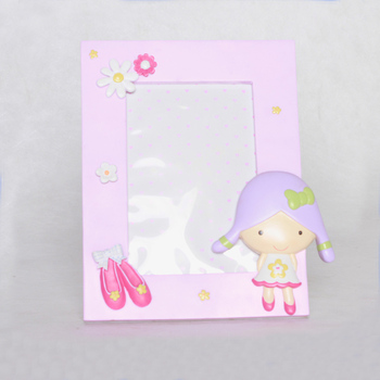 Eco Friendly Handmade Resin Picture Frame