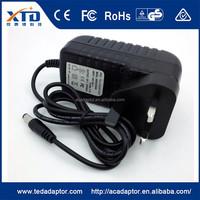 Low price usb switching power adapter 5v 2a 10w,tablet power adapter 15v 1.2a for laptop