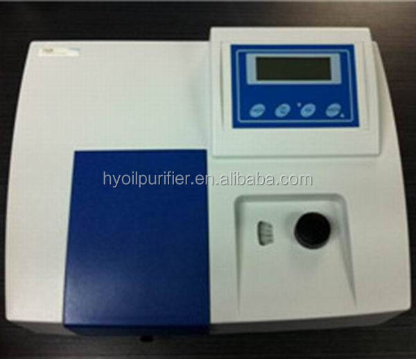 Portable UV/Vis Spectrophotometer