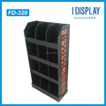 2017 hot sale Cardboard Display Rack for shoes