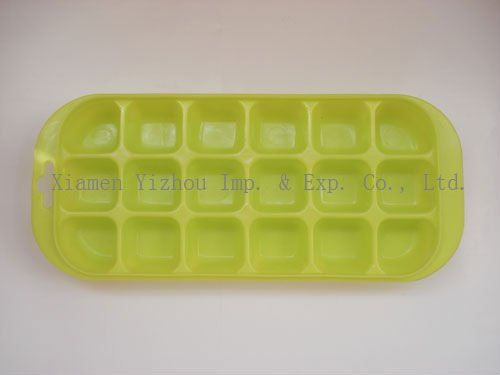 2015 custom plastic or silicone ice tray,ice cube tray