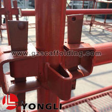 Rapid Upright Steel Quickstage Scaffolding for High-rise Building