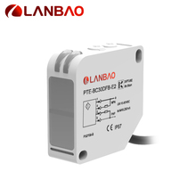 Infrarood auto parking Voertuig over detectie sensor Lanbao diffuse refletion fotocel PTE-BC200DFB