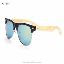 Made in China Wholesale Bamboo Sunglasses 2017 Promotional Sunglasses High Quality Sunglasses