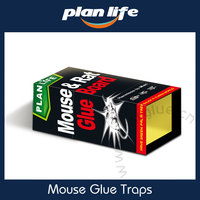 Classical Easy Use Mouse and Rat Trap Glue Board Glue Trap Hitam Mouse Lem Perangkap