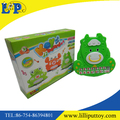 Popular cartoon cow miniature learning machine toy