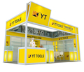 10 by 20 feet exhibition booth portable, portable exhibition booth design and construction from china