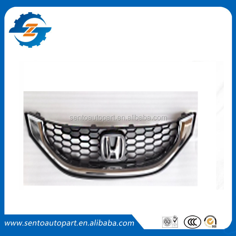 HOT SALE!! auto accessories car front grill up grill for ci-vic 2014 2015 2016