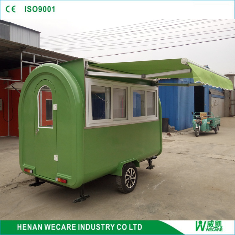 2016 hot selling food truck iso 9001 container house