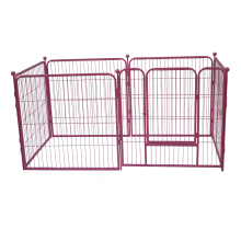 Dog kennel chain link fence panels dog kennel fence panels MHD007-B