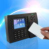 Multimedia Proximity Card Reader Time Attendance