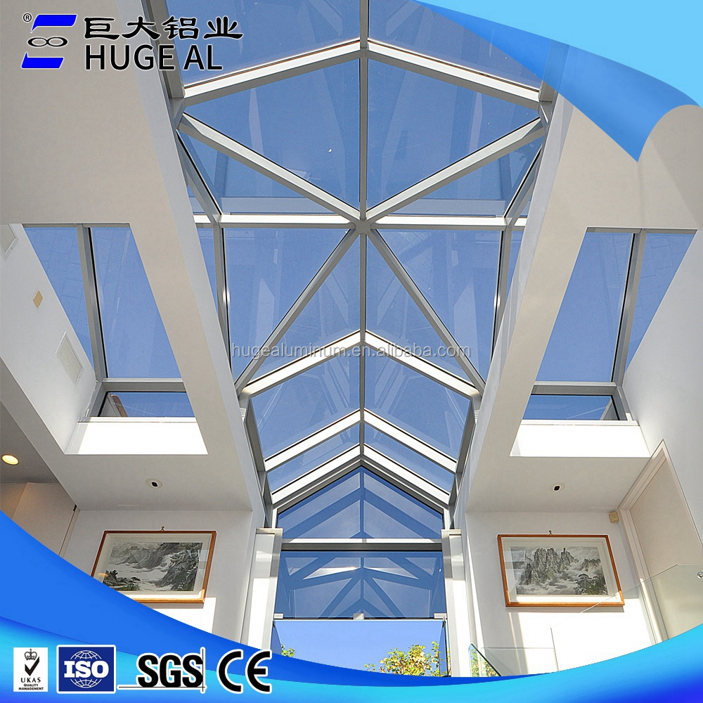Wholesale custom popular aluminum glass garden sun room
