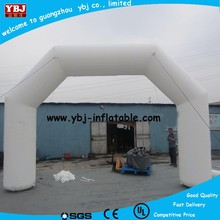 New Advertising Event Inflatable Arch, Promotional Inflatable Arch Gate with Led Lights