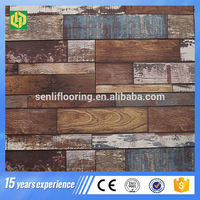 Top Quality Fire proof Durable Plastic Laminate Flooring