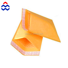 Wholesale Custom Design Bubble Mailers Poly Yellow Printed Padded Envelopes
